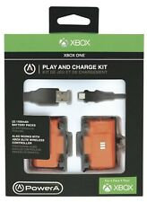 Power A Play & Charge Kit For Xbox One With 2 Battery Packs