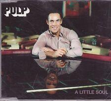 Pulp-A Little Soul cd maxi single
