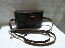 Fitted Camera CASE for vintage ZORKI-1, I  Russian camera only  0266