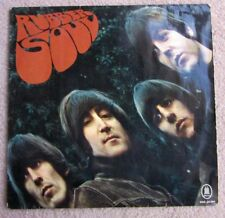 Beatles - RUBBER SOUL--Germany---Stereo --SMO 84066--Odeon --Red & White
