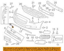 JAGUAR OEM 10-15 XJ-Fender Liner Splash Shield Screw C2Z3858