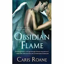 Obsidian Flame (Guardians of Ascension)-ExLibrary