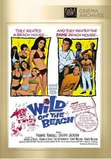 Wild on the Beach DVD (1965) - Frankie Randall, Sherry Jackson, Gayle Caldwell