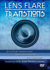 Lens Flare Transitions - Motion Graphics same day download