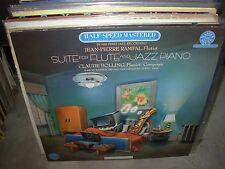 JEAN PIERRE RAMPAL suite for flute & jazz piano ( jazz ) - half speed -