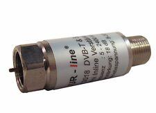 DUR-Line SAT DVB-T Verstärker V 3018 - 18dB  Inline Antennenverstärker