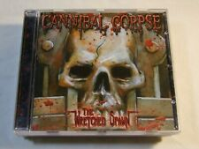 """CANNIBAL CORPSE-"""" THE WRETCHED SPAWN"""" CD 1ST PRESS 2004"""