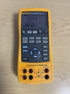 Fluke 725 Multifunction Process Calibrator. In Good Working Condition.