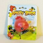 Angry Birds Red Bird with Yellow Bow Wind Up Toy NIP