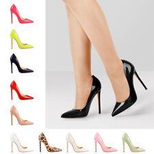 Onlymaker женский сексуальный заостренный носок туфли на шпильке высоком каблуке свадебный клуб свадьбы насосы