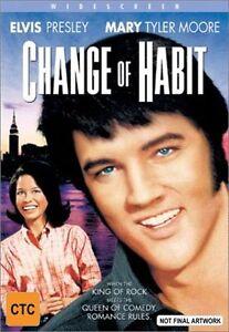 ELVIS : Change Of Habit DVD (PAL, 2010) FREE POST
