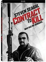 Contract To Kill [New DVD]