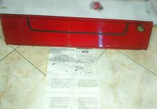 Peugeot 405 Heckblende Mi16 S DL Sedan Tail Light Center Panel  89-92 NOS