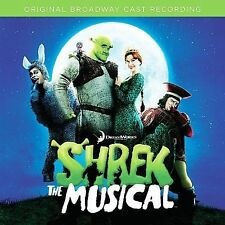 Shrek: The Musical by Original Broadway Cast Recording