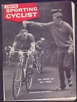 46 page Magazine Coureur Sporting Cyclist January 1963  (CM1)