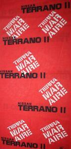 Original Buff Balaclava Bandana Neck Tube Snood ... Nissan Terrano II FACE MASK
