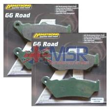 Honda Deauville NT650V Front Brake Pads Armstrong 1998-2001