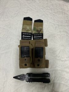 Gerber Individual Military Deployment Tool Kit Multitool Recon II
