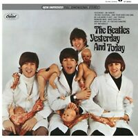 The BEATLES Yesterday and Today BANNER HUGE 4X4 Ft Fabric Poster Flag butcher