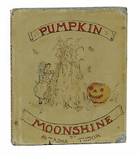 Pumpkin Moonshine ~ TASHA TUDOR ~ First Edition 1938 1st Printing ~ Dust Jacket
