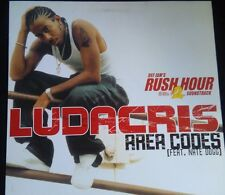 "Ludacris ft. Nate Dogg- Area Codes (UK 12"" Def Jam) Rush Hour 2 OST Hip Hop"