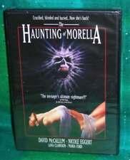 NEW SCORPION NICOLE EGGERT LANA CLARKSON THE HAUNTING OF MORELLA HORROR DVD 1990