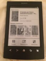 Ebook sony prs t2 reader ereader digital tinta Perfecto Estado!!Ereader Libro