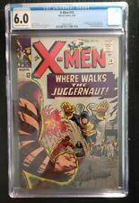 X-Men 13 (1965) ~ CGC 6.0 ~ 2nd Juggernaut