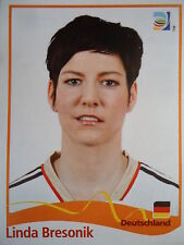 Panini 30 Linda Bresonik Deutschland FIFA WM 2011 Germany