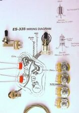 Upgrade Wiring Kit for 335 - Switchcraft, CTS,  O/drop etc.