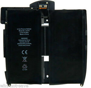 New Replacement internal a1315 battery for Original Ipad 1 1ST GEN A1337 A1219