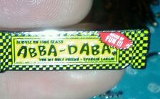 Abba Dabba super collextable pin. L.E. 710 and STFO last one hurry be4 its gone!