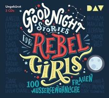 "Elena Favilli - Good Night Stories for Rebel Girls �€"" 100 au�Ÿergew..."