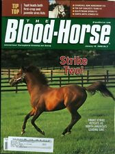 2009 The Blood-Horse Magazine #2: Smart Strike is Leading Sire/Tapit/Santa Anita