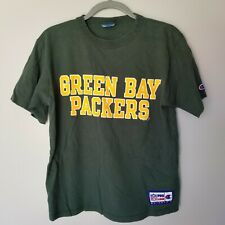 Vintage Green Bay Packers 1996 Champion NFL Pro-Line Men's M Green