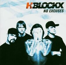 H-Blockx No excuses (2004) [CD]