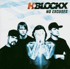 H-Blockx No excuses (2004) [CD]