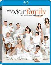 Blu Ray  - Modern Family - Complete Season 2 Second - 3 Disc Set NEW and SEALED
