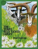 The Three Billy Goats Gruff Paperback Paul Galdone