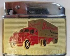 mars vintage bicknell freighters cigarette lighter