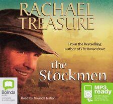 Rachael TREASURE / The STOCKMEN    [ Audiobook ]