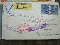 Austria Stamps Early Covers Postal History Find