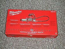 Milwaukee 2446-20 M12 Li-Ion CORDLESS Grease Gun Tool Only NEW IN CARTON