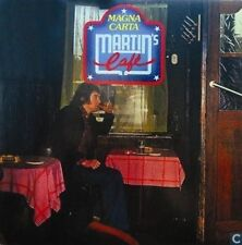 MAGNA CARTA – MARTIN'S CAFE (New & Sealed) CD TECD337 Chris Simpson