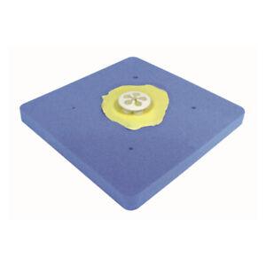 PME Blue Flower Floral Modelling Foam Pad Sugarcraft