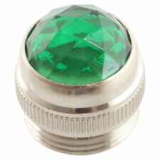 Standard Pilot Light Jewel, Green for guitar amplifiers, hifi, vintage equipment