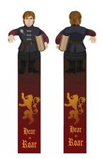 Tyrion Lannister (Game of Thrones) two-sided  laminated bookmark