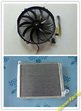 Radiator &Fan For Can am Outlander/Renegade 450/500/650/800/1000 2012-2018