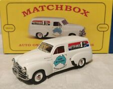 1955 FJ HOLDEN AUTO ONE PARTS & ACCESSORIES MATCHBOX 1/59 MODELS OF YESTERYEAR