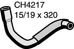 Mackay Connecting Pipe (Heater Hose) CH4217 fits Nissan Skyline 3.0 (R31)